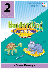 HANDWRITING CONVENTIONS VIC BOOK 2