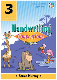 HANDWRITING CONVENTIONS VIC BOOK 3