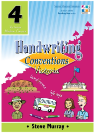HANDWRITING CONVENTIONS VIC BOOK 4