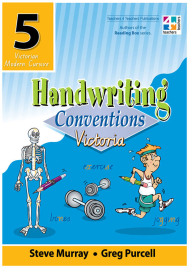 HANDWRITING CONVENTIONS VIC BOOK 5