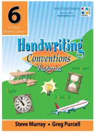 HANDWRITING CONVENTIONS VIC BOOK 6