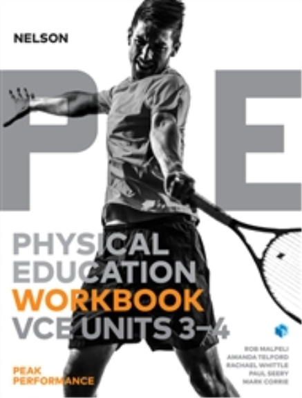 Buy book nelson physical education vce units 34 peak performance nelson physical education vce units 34 peak performance workbook 3e fandeluxe Choice Image