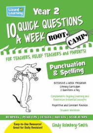 10 QUICK QUESTIONS A WEEK: SPELLING & PUNCTUATION BOOTCAMP YEAR 2
