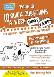 10 QUICK QUESTIONS A WEEK: SPELLING & PUNCTUATION BOOTCAMP YEAR 3