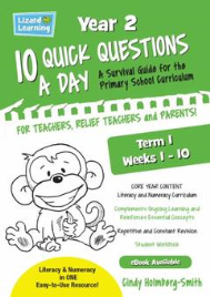 10 QUICK QUESTIONS A DAY YEAR 2: TERM 1