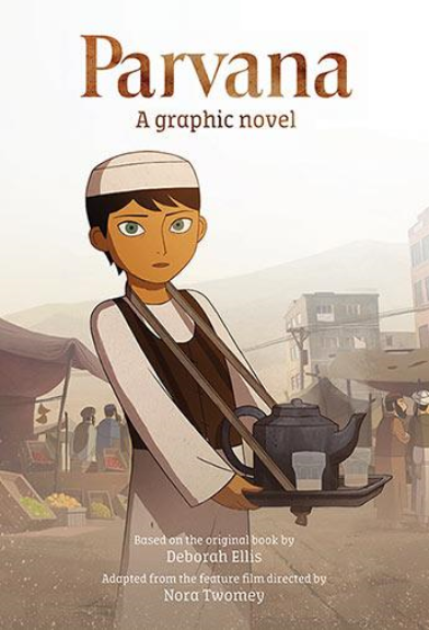 PARVANA A GRAPHIC NOVEL