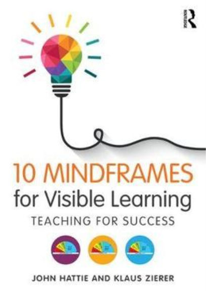 10 MINDFRAMES FOR VISIBLE LEARNING: TEACHING FOR SUCCESS