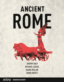 ANCIENT ROME VCE HISTORY UNITS 3&4 HTAV EBOOK (No printing or refunds. Check product description before purchasing)