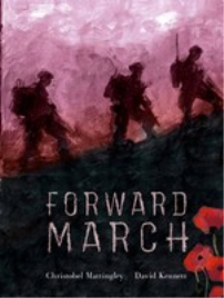 FORWARD MARCH