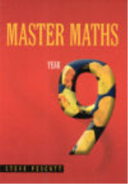 MASTER MATHS YEAR 9 + CD