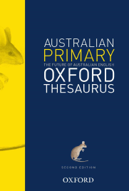 THE AUSTRALIAN PRIMARY THESAURUS 2E