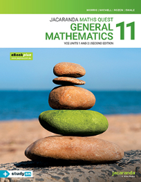 MATHS QUEST 11 GENERAL MATHEMATICS VCE UNITS 1&2 & EBOOKPLUS 2E (INCL STUDYON)
