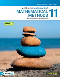 MATHS QUEST 11 MATHEMATICAL METHODS VCE UNITS 1&2 & EBOOKPLUS 2E (INCL STUDYON)