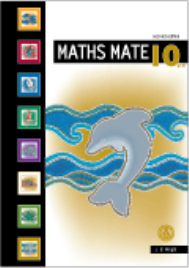 MATHS MATE 10 GOLD AC STUDENT PAD
