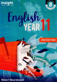 INSIGHT ENGLISH YEAR 11 STUDENT TEXTBOOK + EBOOK 2E