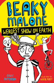 BEAKY MALONE: WEIRDEST SHOW ON EARTH