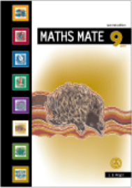 MATHS MATE 9 GOLD AC STUDENT PAD