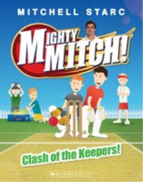 MIGHTY MITCH #3: CLASH OF THE KEEPERS