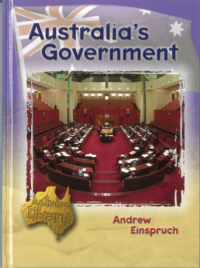 AUSTRALIA'S GOVERNMENT: AUSTRALIAN LIBRARY