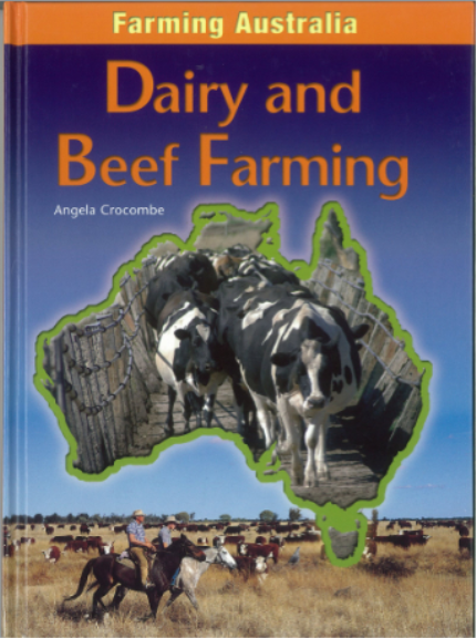 DAIRY AND BEEF FARMING: FARMING AUSTRALIA