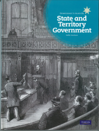 STATE AND TERRITORY GOVERNMENT: GOVERNMENT IN AUSTRALIA