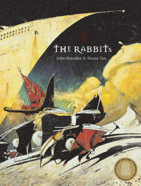 THE RABBITS (HARDBACK)