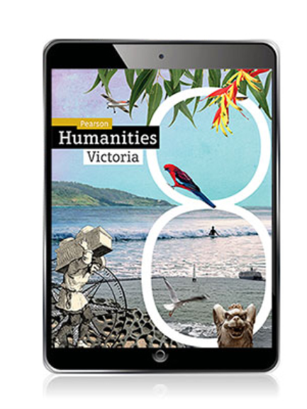 PEARSON HUMANITIES VIC 8 STUDENT EBOOK