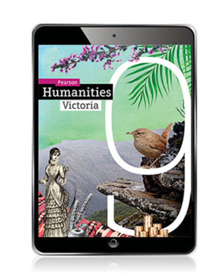 PEARSON HUMANITIES VIC 9 STUDENT EBOOK