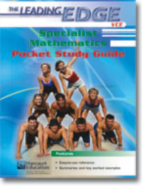 LEADING EDGE SPECIALIST POCKET STUDY GUIDE