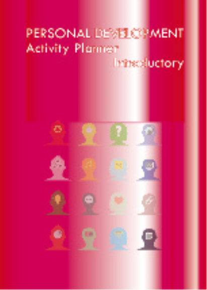PERSONAL DEVELOPMENT ACTIVITY PLANNER: INTRODUCTORY