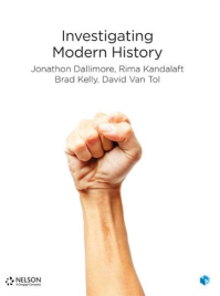 NELSON MODERN HISTORY: INVESTIGATING MODERN HISTORY STUDENT BOOK WITH 4 ACCESS CODES