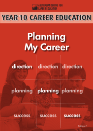 PLANNING MY CAREER YEAR 10 (2E)