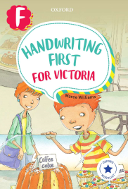 HANDWRITING FIRST FOR VICTORIA BOOK FOUNDATION 2E