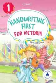 HANDWRITING FIRST FOR VICTORIA BOOK 1 2E
