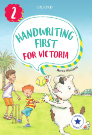 HANDWRITING FIRST FOR VICTORIA BOOK 2 2E