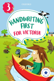 HANDWRITING FIRST FOR VICTORIA BOOK 3 2E