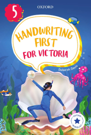 HANDWRITING FIRST FOR VICTORIA BOOK 5 2E