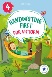 HANDWRITING FIRST FOR VICTORIA BOOK 4 2E