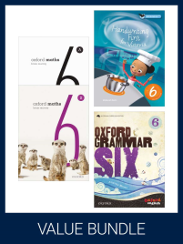 OXFORD VALUE BUNDLE VICTORIAN CURRICULUM YEAR 6 (PRINT + DIGITAL)