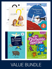 OXFORD VALUE BUNDLE VICTORIAN CURRICULUM YEAR 2 (PRINT + DIGITAL)