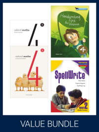 OXFORD VALUE BUNDLE VICTORIAN CURRICULUM YEAR 4 (PRINT + DIGITAL)