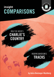 INSIGHT COMPARISONS: CHARLIE'S COUNTRY & TRACKS + EBOOK BUNDLE