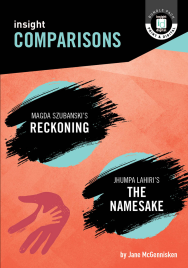 INSIGHT COMPARISONS: RECKONING & THE NAMESAKE + EBOOK BUNDLE