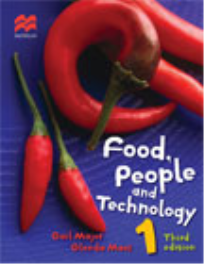 FOOD, PEOPLE AND TECHNOLOGY BOOK 1