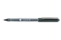 PEN UNIBALL FINE POINT ROLLER 0.5MM BLACK