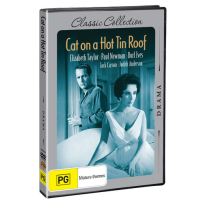 CAT ON A HOT TIN ROOF DVD
