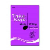 TAKE NOTE MUSIC: STUDENT WRITING BOOK 5 2E