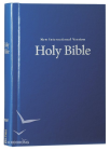 NIV PEW AND WORSHIP BIBLE BLUE (BLACK LETTER EDITION)