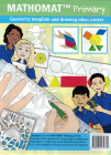 MATHOMAT PRIMARY TEMPLATE WITH POSTER INSERT