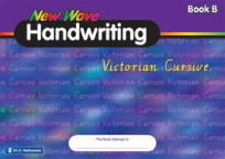 NEW WAVE HANDWRITING BOOK B